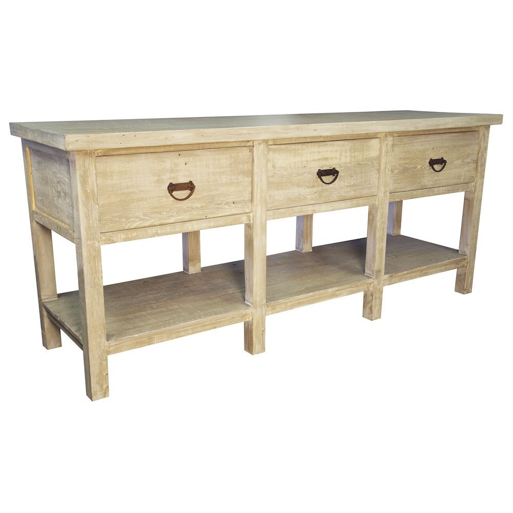CFC Reclaimed Lumber Console