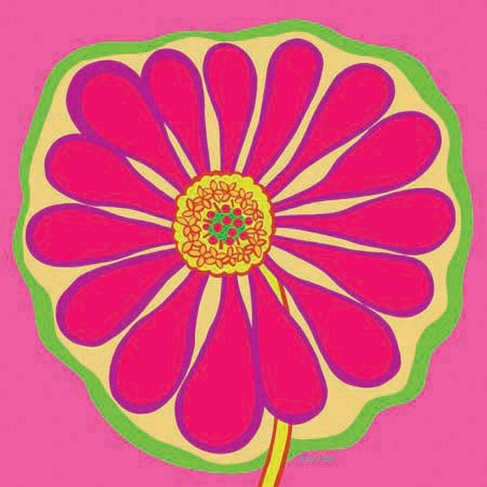Art Classics Ltd. Pop Flower Art I