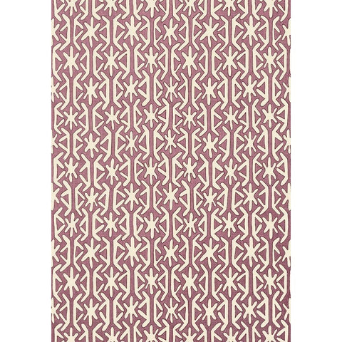 Rinca Wallpaper in Plum