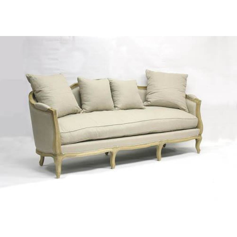 Zentique Maison Sofa in Natural