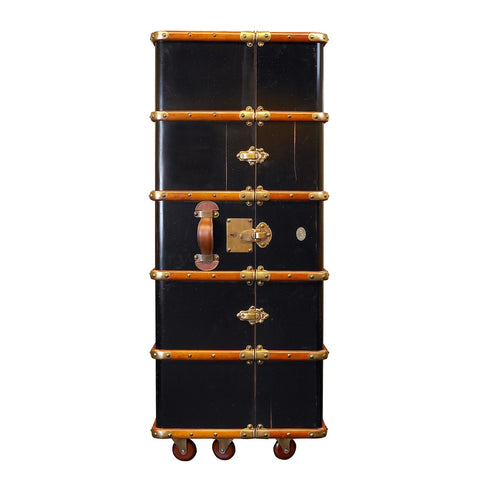 Authentic Models Wallingford Armoire, Black