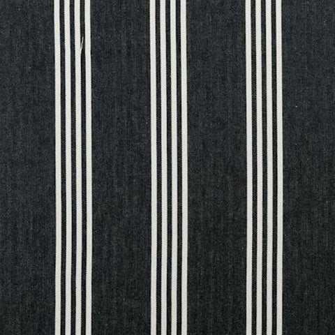 Clarke & Clarke Fabric by the Yard Marlow Charcoal