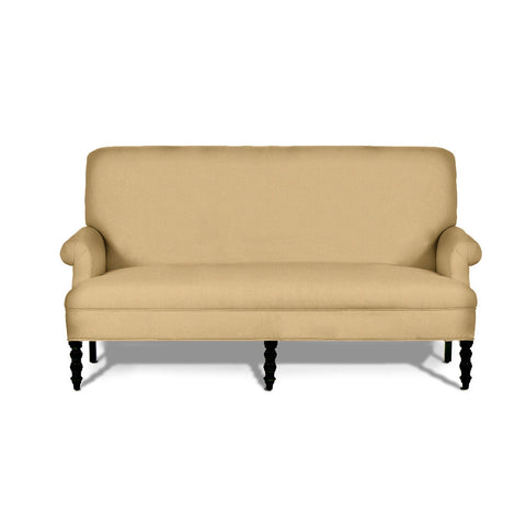 Kravet Sutton Settee In Cream