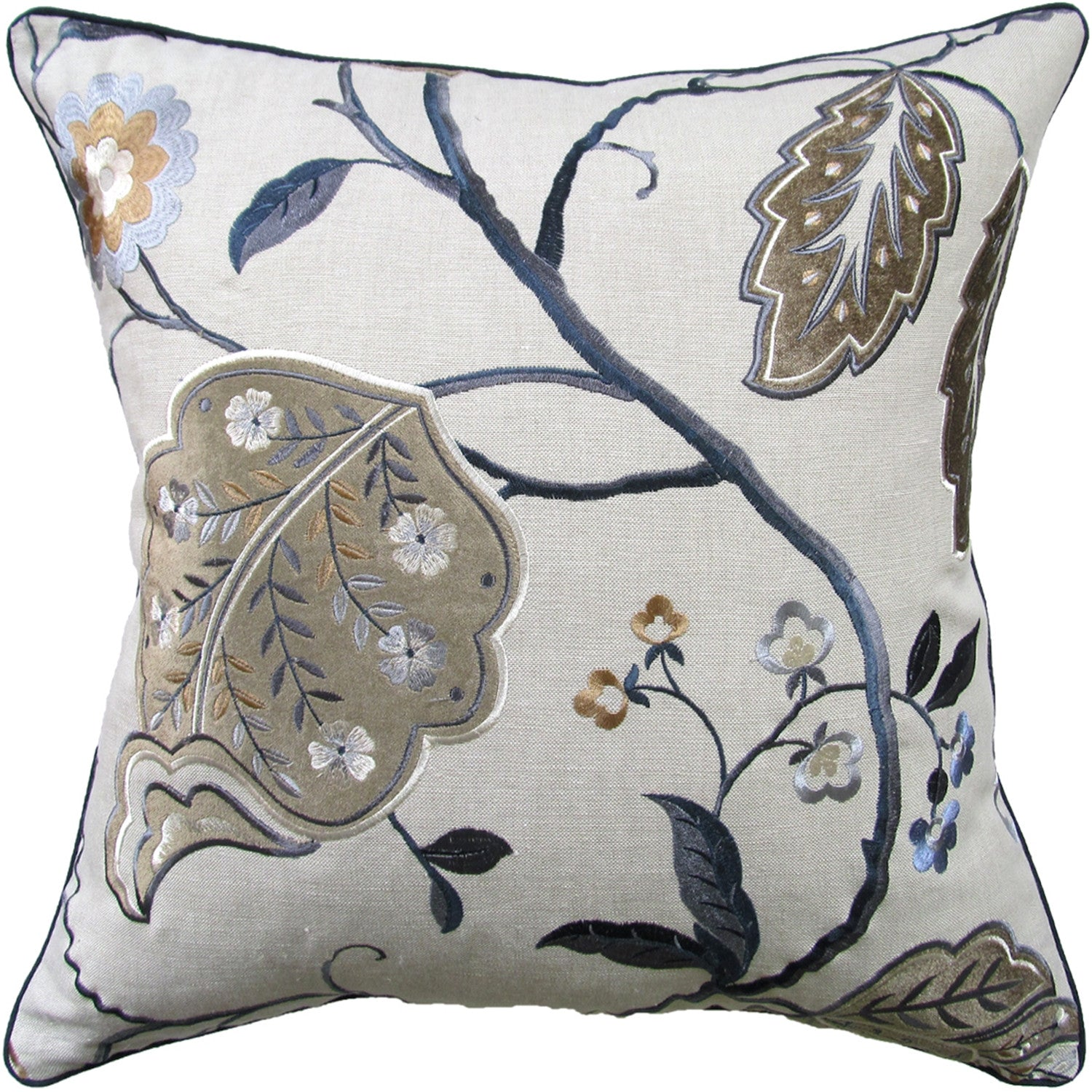 Ryan Studio Cally Pillow in Indigo