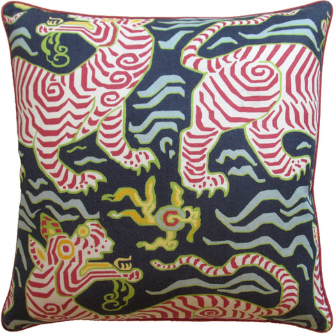 Ryan Studio Tibet Pillow in Navy