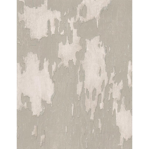 Andrew Martin Crackle Wallpaper in Linen