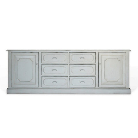Redford House Lawson Hutch base in French Grey