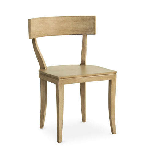 Redford House Thomas Side Chair in Cashew