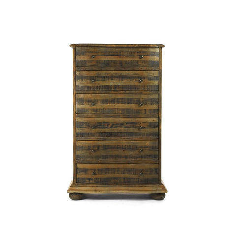 Zentique Recycled Pine Chest Tall