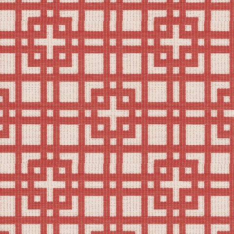 Kravet Fabric By The Yard: Grid Graphic