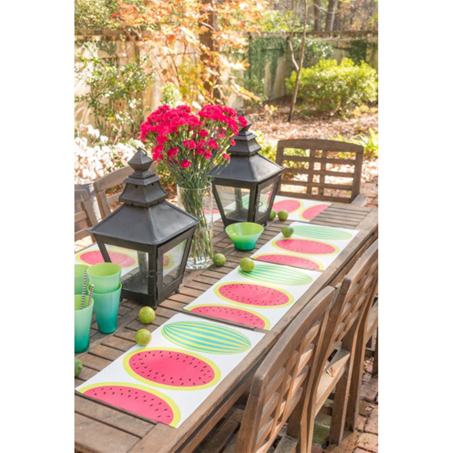Paper Placemat Pads, Watermelon