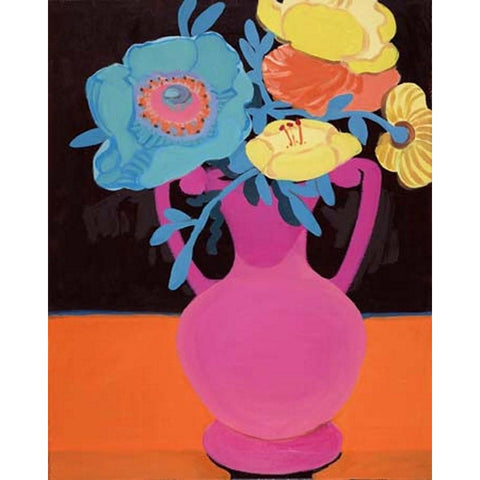 Art Classics Ltd. Abstract Flower Art I