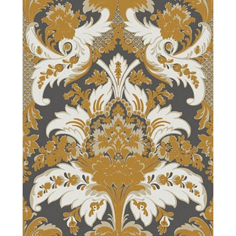 Cole And Son Aldwych Wallpaper in Gold