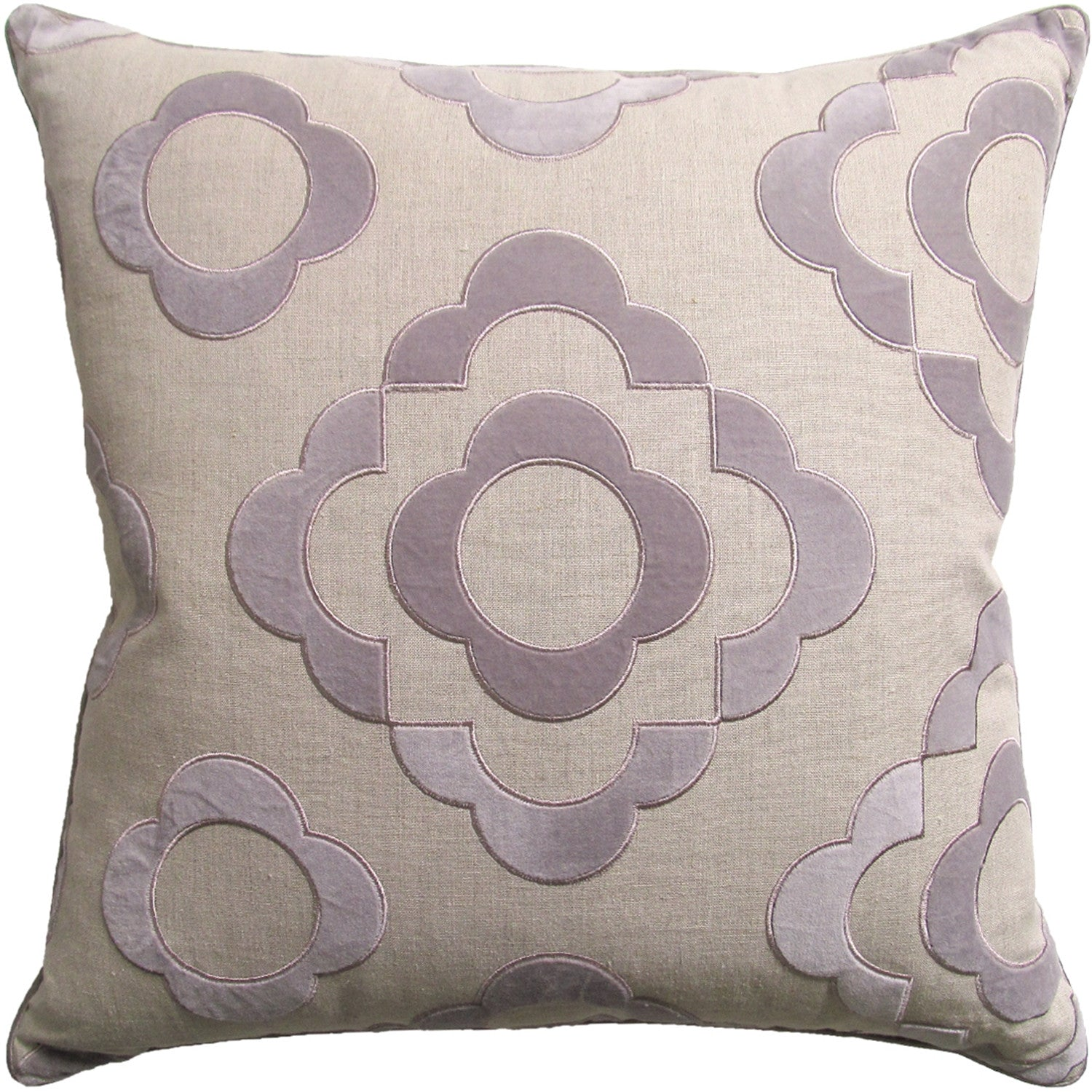 Ryan Studio Tremoille Pillow in Lavender