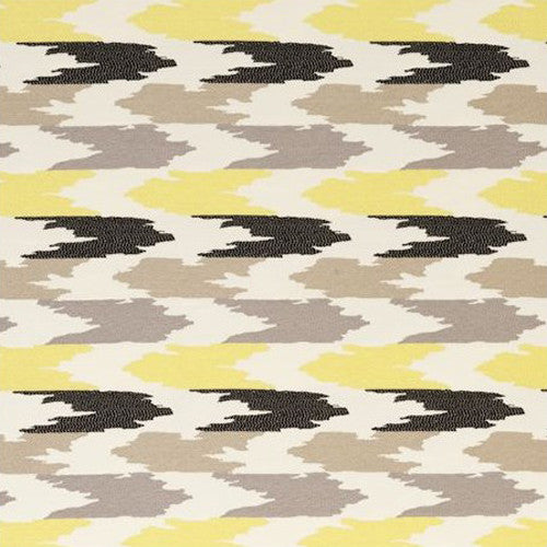 Clarke & Clarke Fabric by the Yard Jasper Chartreuse