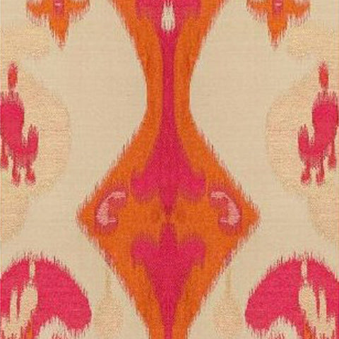 Kravet Fabric by the Yard:  Ikat Zara in Tropic