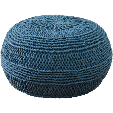 Pouf in Blue