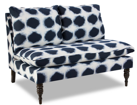 Heather Loveseat