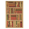 Kravet Bibliotheque Wallpaper in Cognac