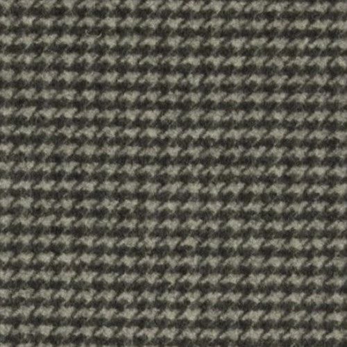 Clarke & Clarke Fabric by the Yard:  Houndstooth Check in Charcoal