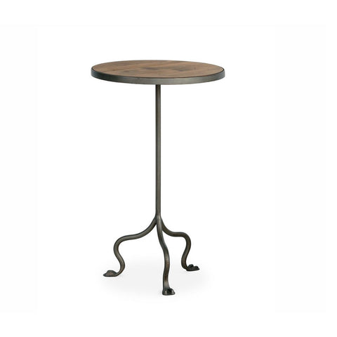 Redford House Grace Side Table in Almond
