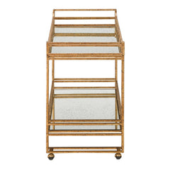 Currey and Company Odeon Bar Cart