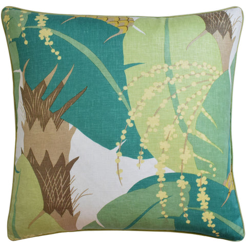 Ryan Studio Ananas Pillow in Palm