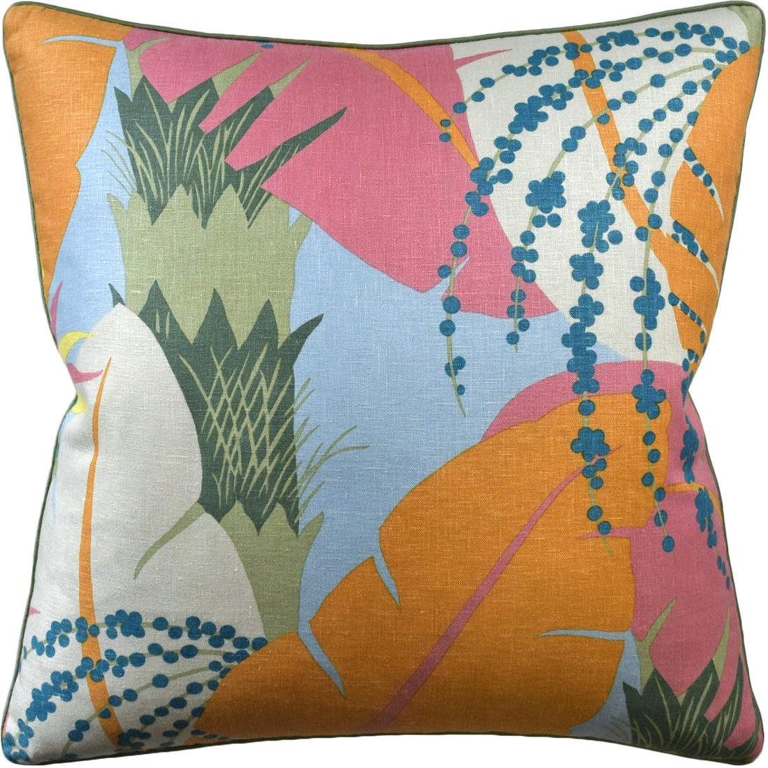 Ryan Studio Ananas Pillow in Tropical