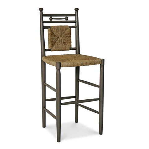 Redford House Abigail Barstool in Taupe 30""