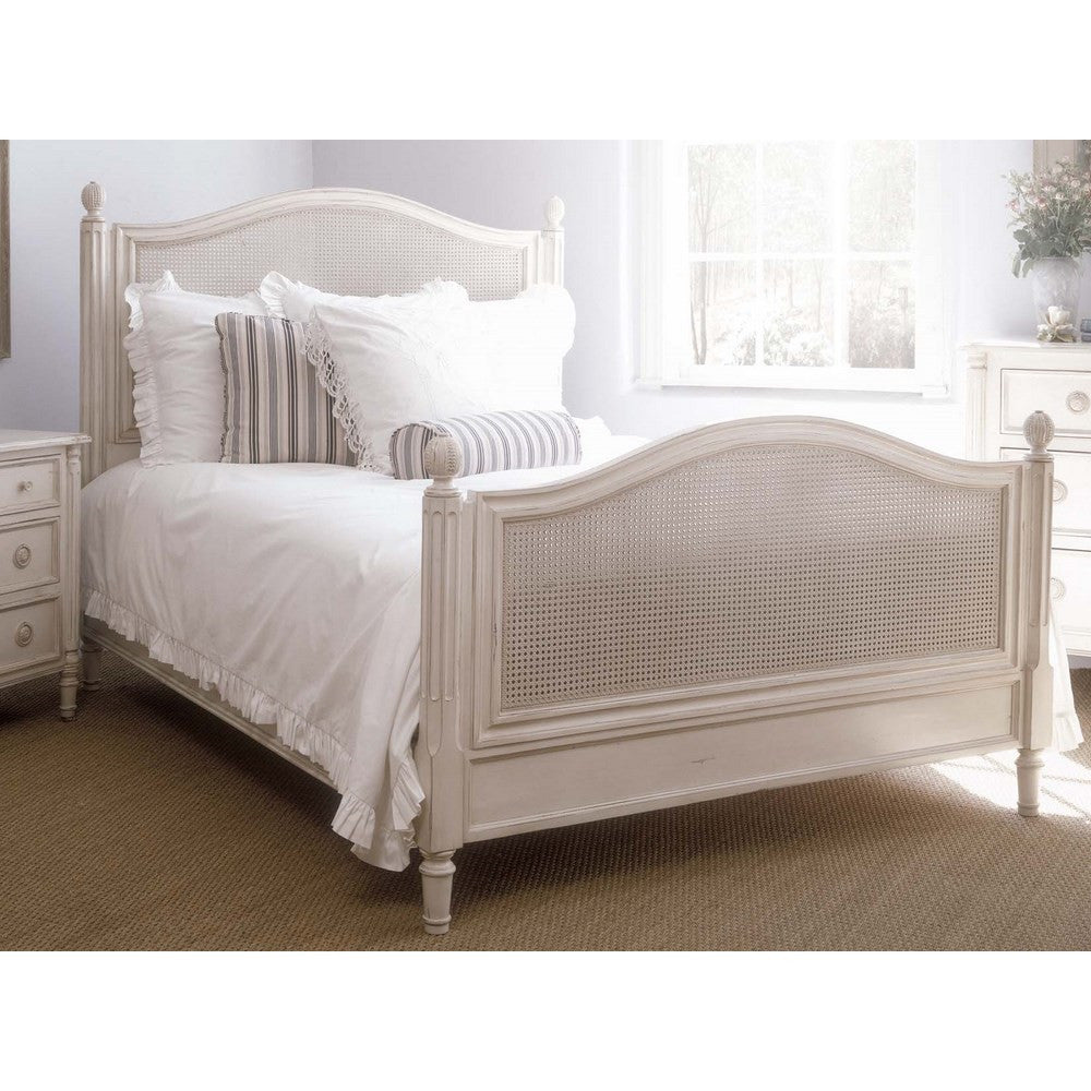 Redford House Isabella Bed, Queen, in Antique White