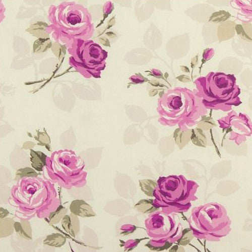 Clarke & Clarke Fabric by the Yard Nancy Heather