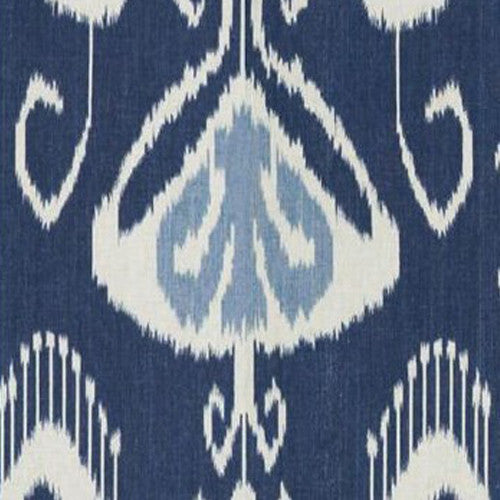 Kravet Fabric by the Yard:  Bansuri in Indigo