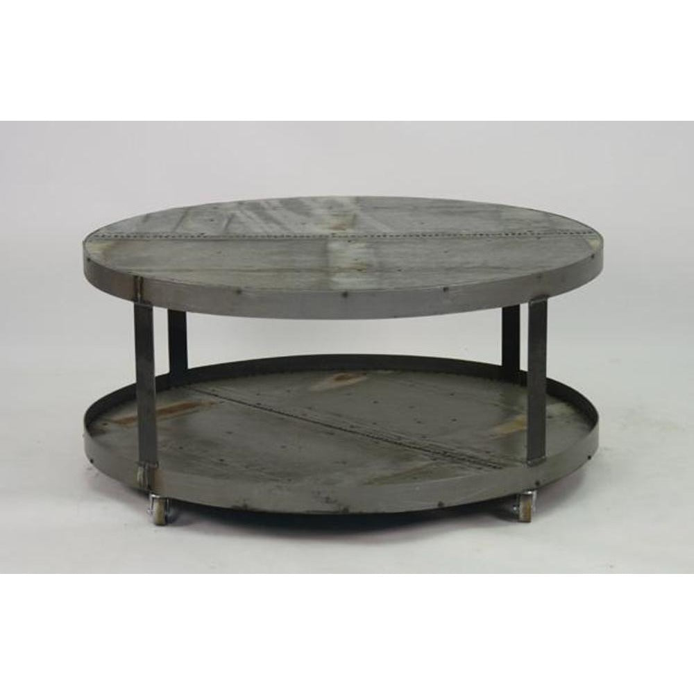 Zentique Bennett Coffee Table Large