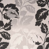 Clarke & Clarke Vine Double Roll Wallpaper in Black/White