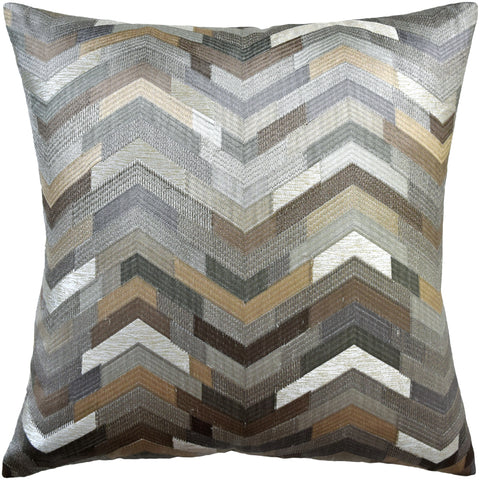 Ryan Studio Catwalk Pillow in Limestone