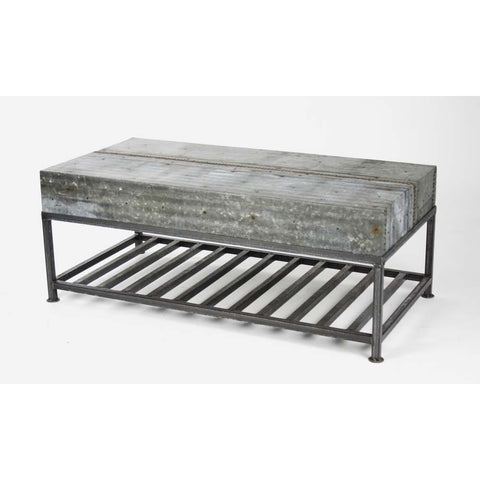 Zentique Hugo Metal Coffee Table