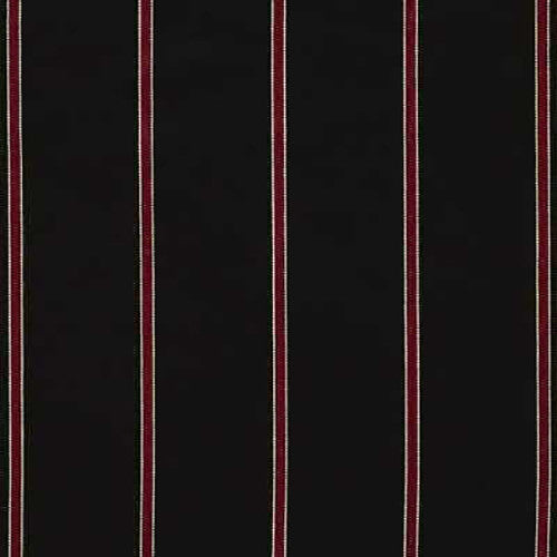 Kravet Fabric By The Yard: Black Stripe