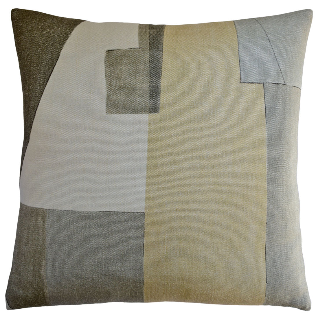 Ryan Studio District Pillow in Alabaster