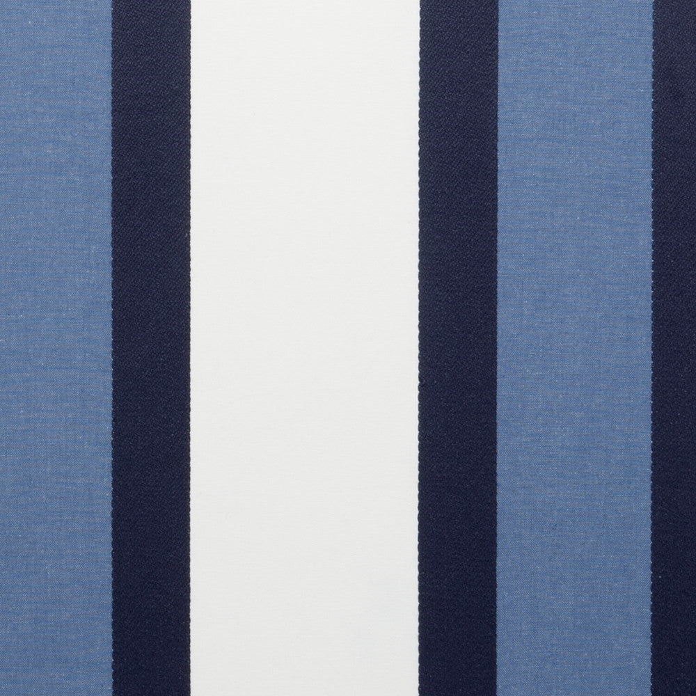 Clarke & Clarke Napa Fabric in Denim
