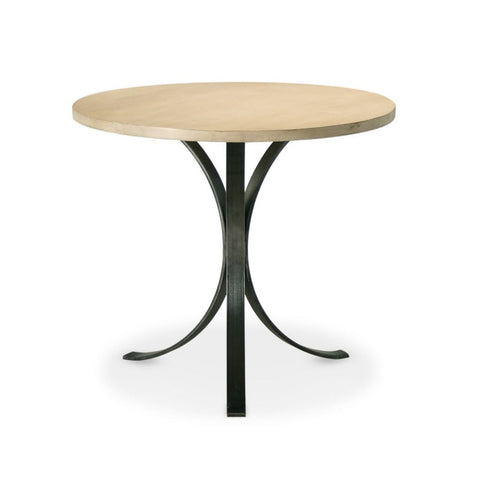 Redford House Quincy Side Table in Cashew