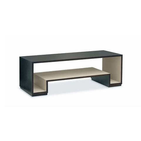 Redford House Holden Coffee Table in Espresso