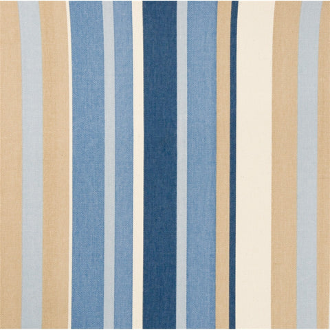 Kravet Fabric By The Yard: Blue Stripe