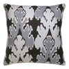 Ryan Studio Bengal Bazaar Pillow in Graphite