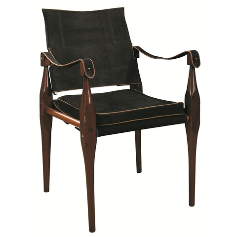 Authentic Models Stonely Chair In Black