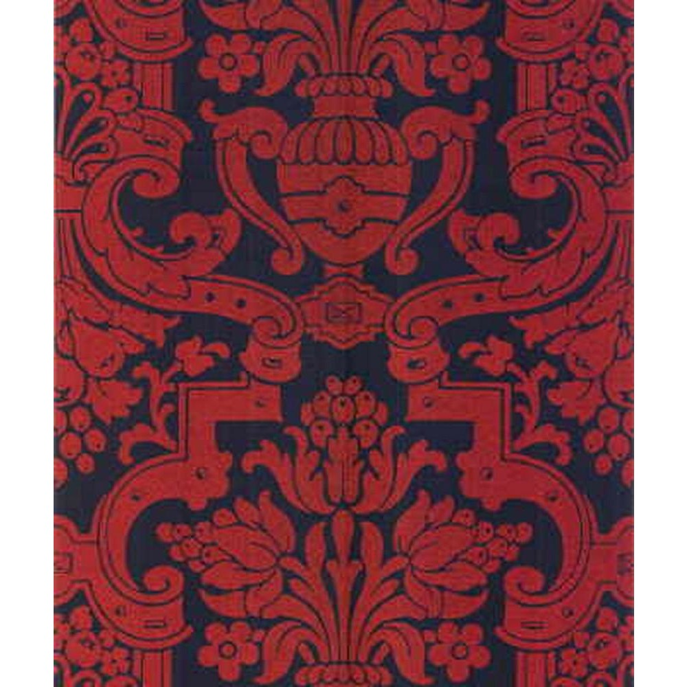 Cole And Son Grandeur Wallpaper in Red