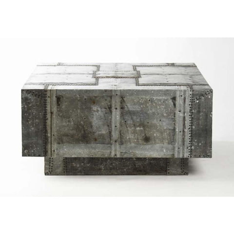 Zentique Stanley Recycled Coffee Table