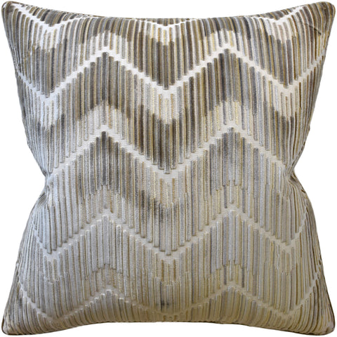 Ryan Studio Hilo Pillow in Truffle