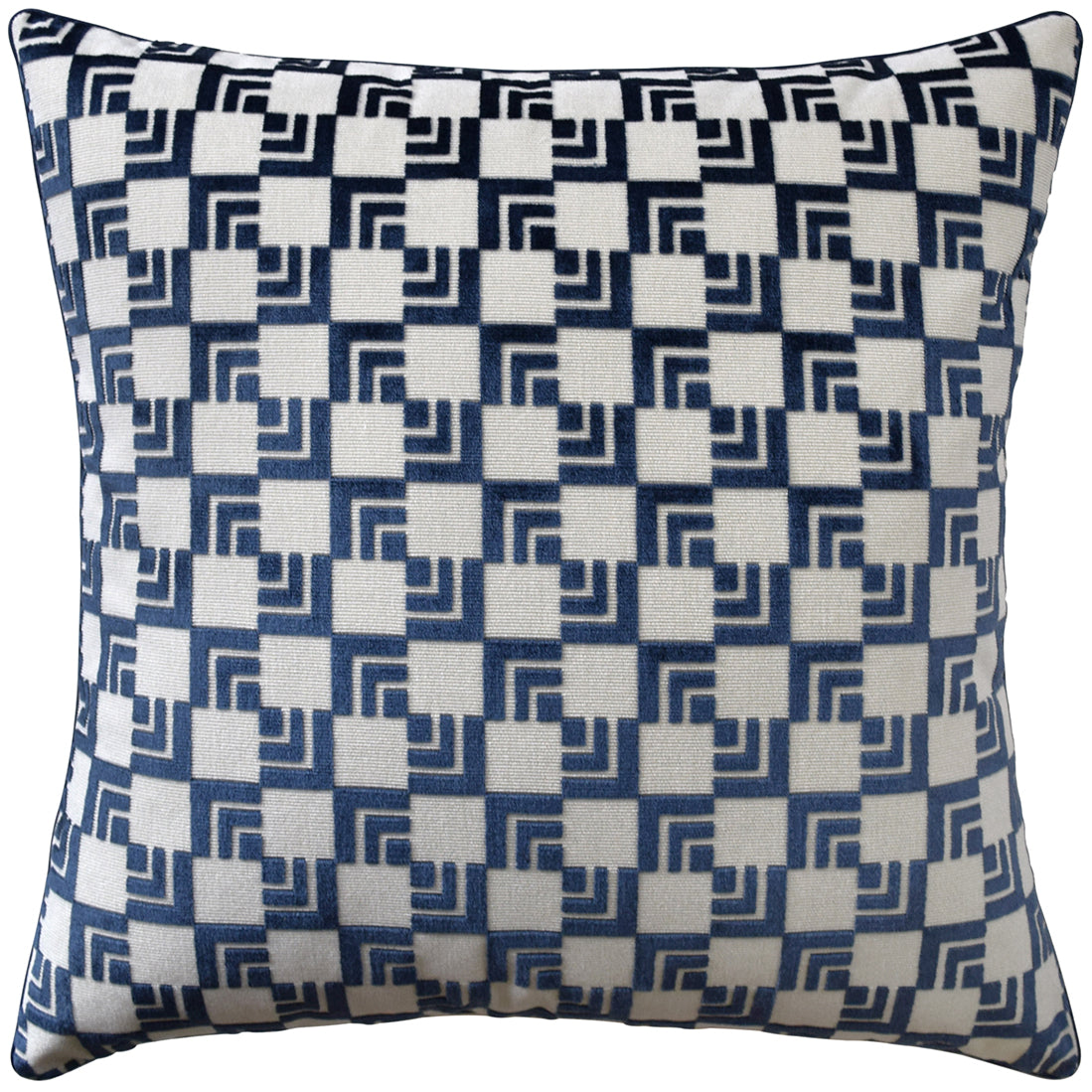 Ryan Studio Pillow Imperial Hotel in Blue