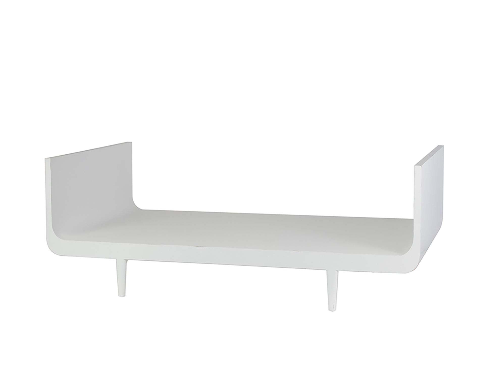 London Day Bed in White
