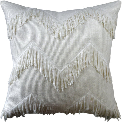 Ryan Studio Sonora Pillow in Ivory